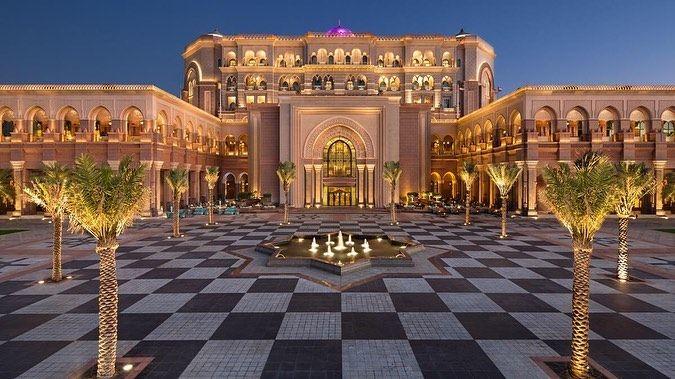 Dp Hotels On Instagram Emirates Palace Abu Dhabi A
