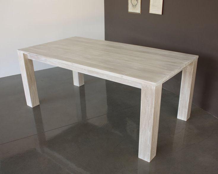 oltre 25 fantastiche idee su tavolo in teak su pinterest | tavola ... - Tavolo Da Pranzo Set Con Tavola Rotonda