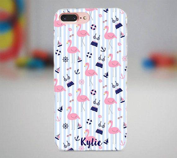 Flamingo iPhone case.  #custom #custommade #iphone #iphonecase #iphonex #iphone7 #iphone8 #iphone7plus #iphone6 #iphone5 #personalized #personalizedgifts #case #flamingo