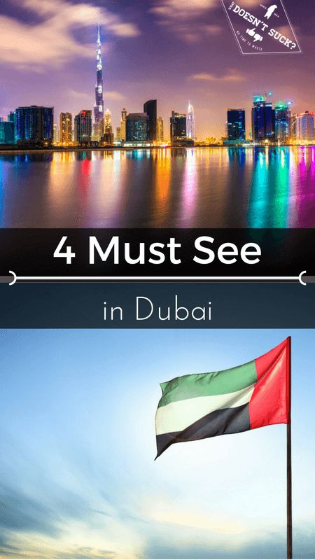 4 Must See Things On Any Dubai Tour