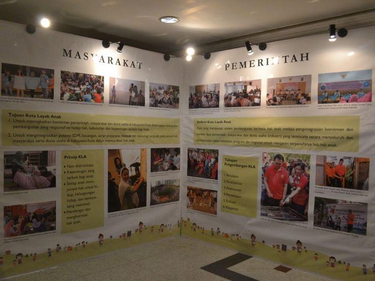 Foto dokumentasi kegiatan Pemprov DKI Jakarta untuk mewujudkan Kota Layak Anak