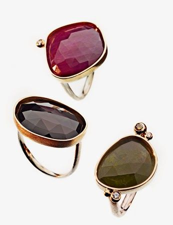 #gemstone #diamondring #diamantring #MilasJewellery #rosenslib #turmalin #rubin #ruby #spinel
