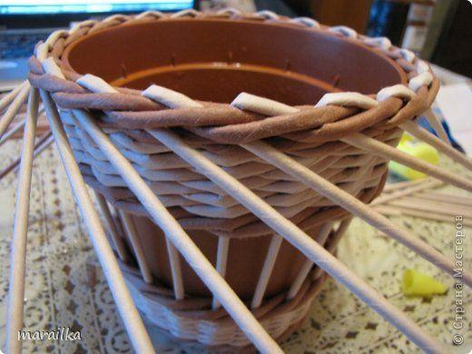 Prodotto master-class Quilling Crafts Vimini Nascondere code MC per i principianti da giornale di carta Tubi Photo 21