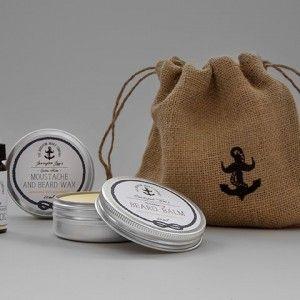 Brighton Beard Co Gift set #mens #grooming #gifts