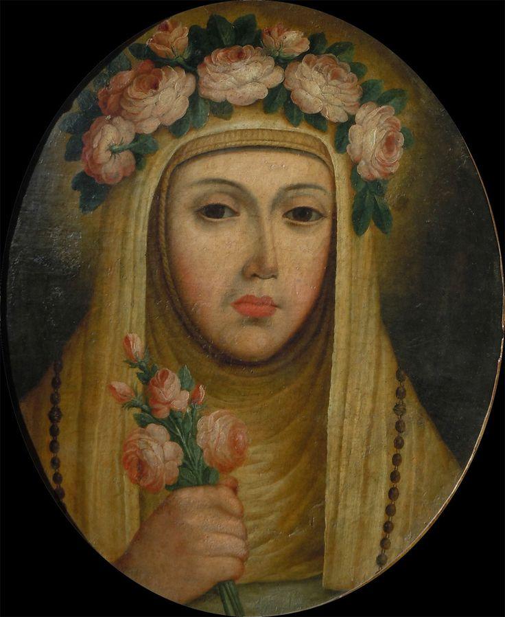 17 Best images about santa rosa de lima on Pinterest   San ...