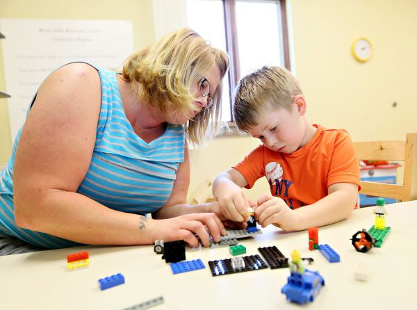Parent-Child Interaction Therapy teaches parents, children to connect