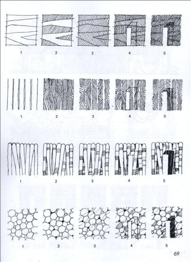 Tecnicas Y Texturas En Dibujo Arquitectonico Sketch Book Dibujo Surrealism