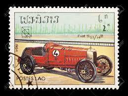 Laos Stamp