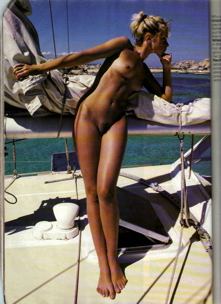 female sailor nude on ship