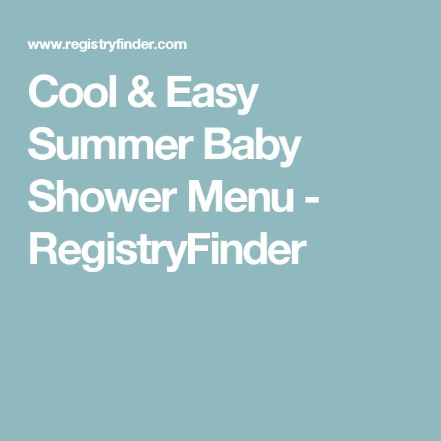 Best 25+ Summer baby showers ideas on Pinterest | Baby q ...