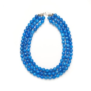 Luxe Necklace Large Electric