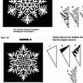 Imprimez les dessins et agrandissez les à la photocopieuse. Pliez la feuille en 2, puis en 2 et encore en 2 ! ;-)  ...