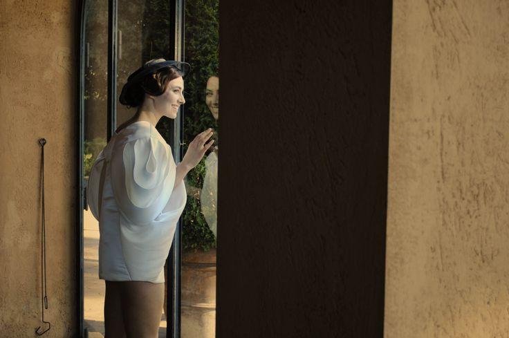 Daniela Virgilio for Luxury Files Magazine: http://issuu.com/maxideamoon/docs/luxuryfileswinter13web/33?e=5191082%2F6266415 Dress: Antonio Grimaldi