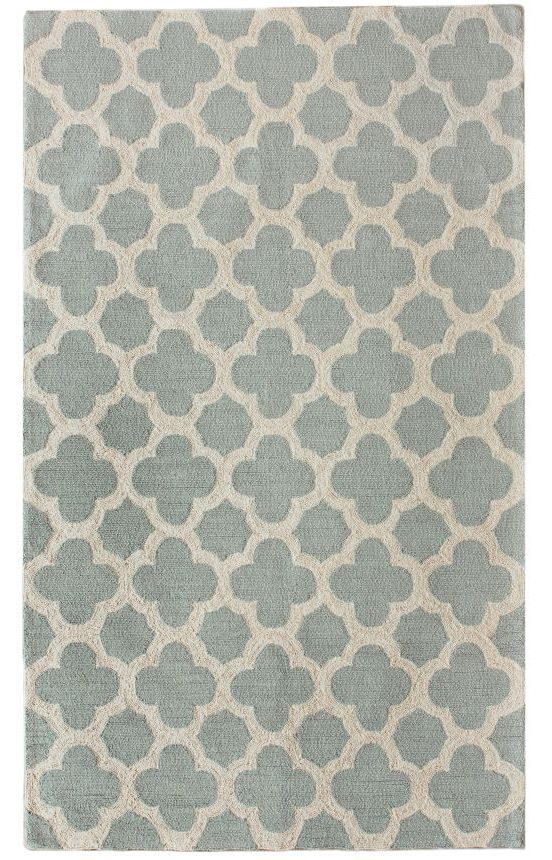 """http://www.rugsusa.com/rugsusa/rugs/rugs-usa-neid-trellis/blue/200HJHK06B-860116.html     Rugs USA Homespun Neid Trellis Blue Rug  Item #: 200HJHK06A-P    $389 - $699 + FREE SHIPPING  Use coupon RUGS50 to save 50% on this item  Rating: Read Reviews   Write Review  Material :100% Wool  Weave :Hand Hooked  1. SELECT A COLOR: Blue (selected)  8'6""""x11'6"""""""