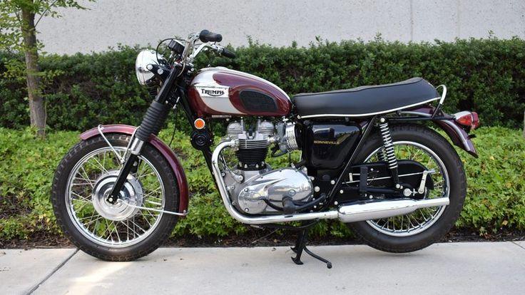 25 Best Ideas About Triumph Bonneville T120 On Pinterest