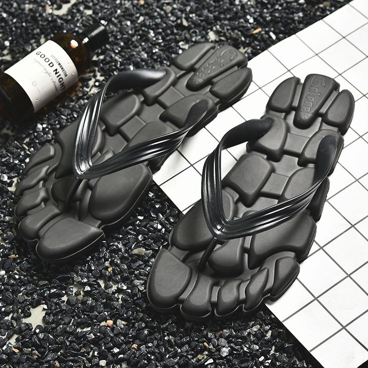 SHANTA 2018 New Summer Men Designer Flip Flops Men's Casual Sandals Fashion Slippers Breathable Beach Shoes Hot Sales. Yesterday's price: US $12.79 (10.45 EUR). Today's price: US $12.79 (10.45 EUR). Discount: 61%.