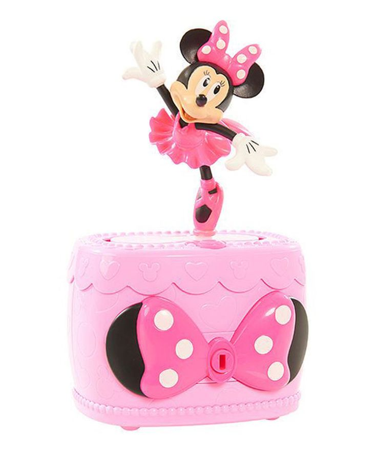 17 best images about minnie mouse on pinterest disney for Minnie mouse jewelry box