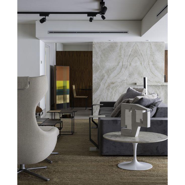 Living, sala de estar, livingroom, design, decor, Vitra, grandrepos #interiordesign #inetriordesigner #project #coolsapces