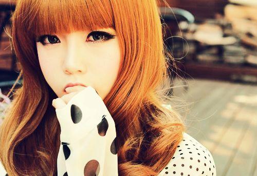 ariska pue's blog: Korean Eyes Makeup