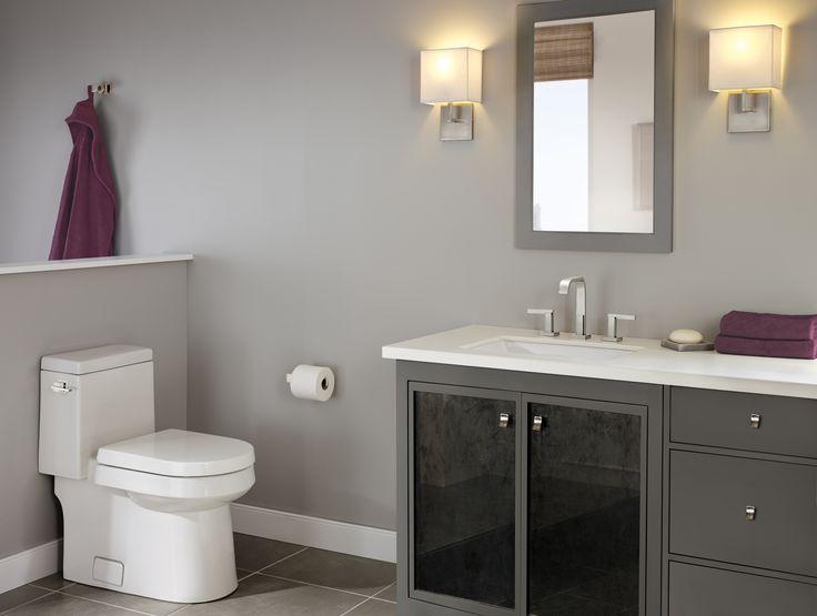ziga zaga 1 piece high efficiency toilet score u003d 800 watersense certified