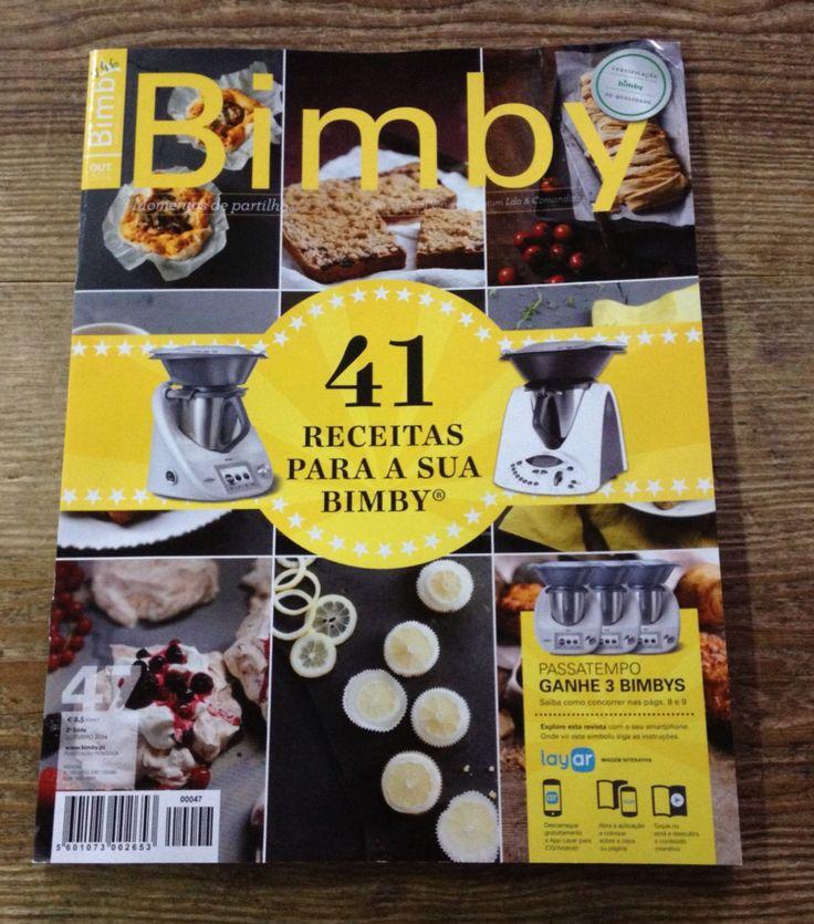 Revista Bimby Out 2014 MAFALDA SILVA