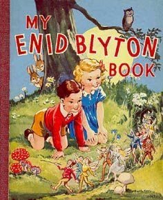 The Enid Blyton book illustrator Cicely Steed