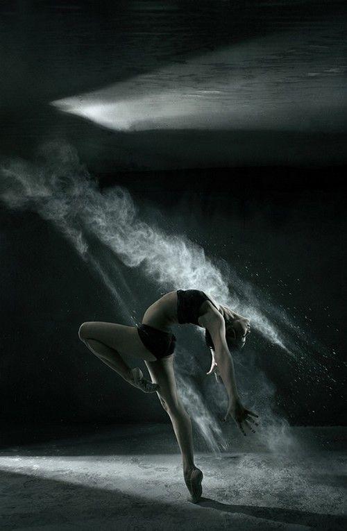 Chalk dance