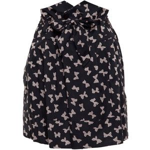 Harvey Nichols Chloé Bow Print Skirt