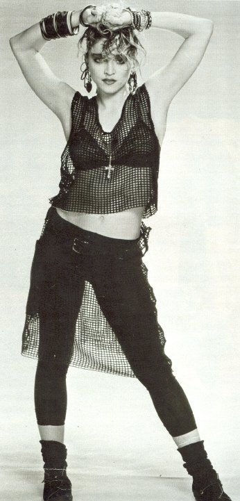 Regardless of the era...80's to present, Madonna Rules the Style Kingdom!