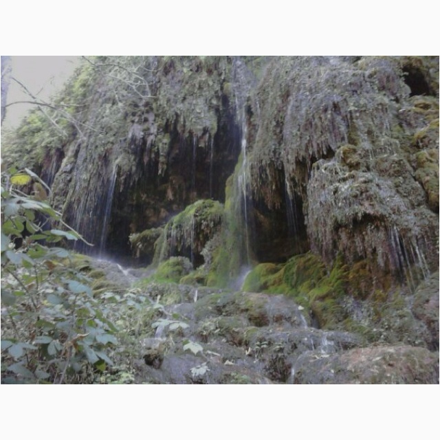 staircase waterfall payson az