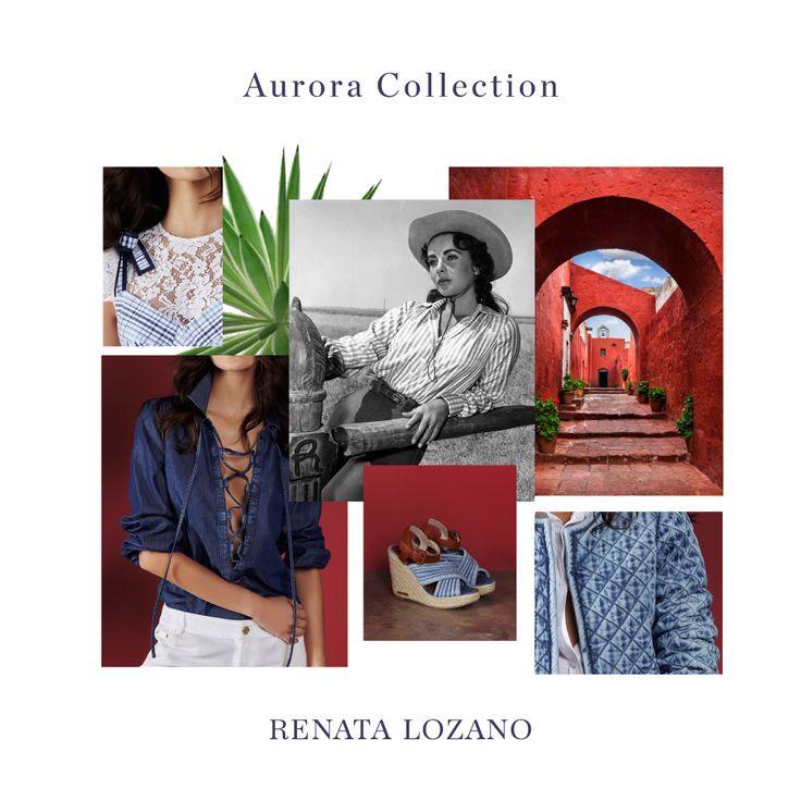 Colección Aurora - Inspiración