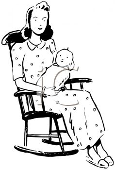 Image result for vintage mom free clipart