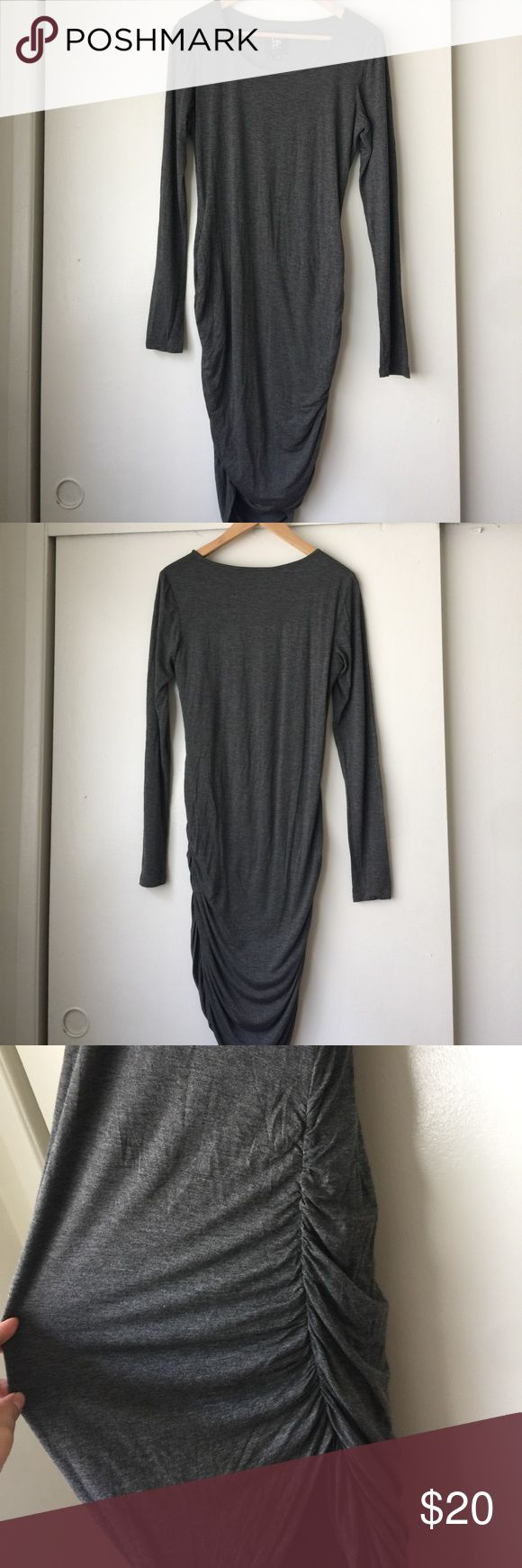 Barneys New york Shirred Dress Modal side shirring dress. Worn one time. Good condition. Barneys New York CO-OP Dresses Mini