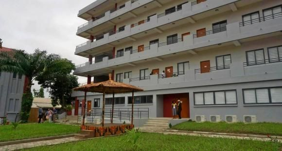 The Republic of Congo and its port city on the Atlantic, Pointe-Noire, have largely oil-based economies. Since 2002, Pointe-Noire has also been home to the UCAC-ICAM Institute, a branch of France's ICAM School of Engineering that trains young Africans to meet their countries' industrial needs.