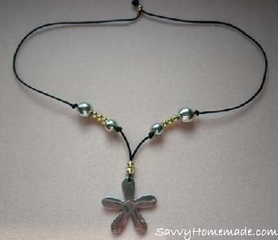 homemade necklaces | Homemade jewelry is inexpensive compared to buying jewelry and enables ...