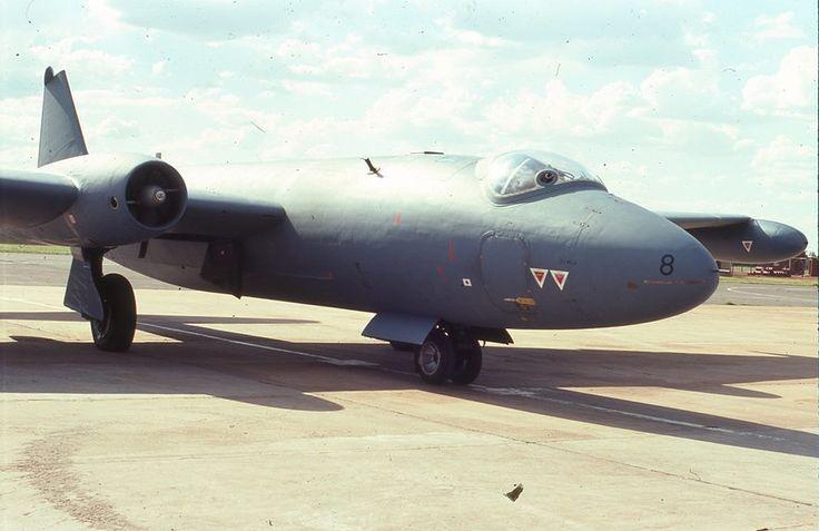☆ South African Air Force ✈Canberra T.4 - 458 at FAWK