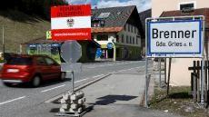 """Flüchtlinge: Österreich will """"sehr zeitnah"""" Grenzkontrollen am Brennereinführen"""