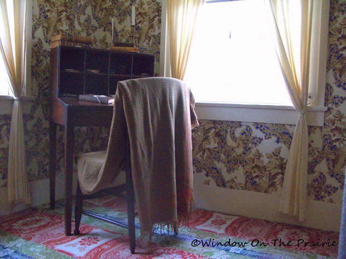Lincolnu0027s Writing Desk At His Home In Springfield, Illinois. Click Here To  See More