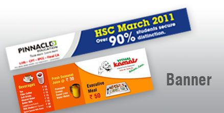 We at PrintStop print heftier full colour vivid banners that are best suited for your promotional marketing needs.