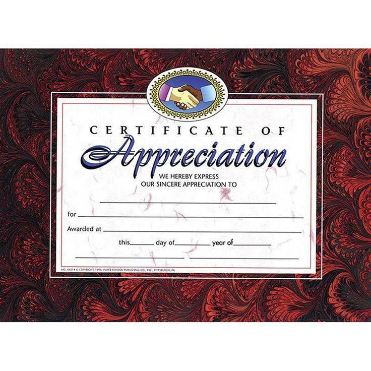 The 25+ best Certificate of appreciation ideas on Pinterest - certificates of appreciation