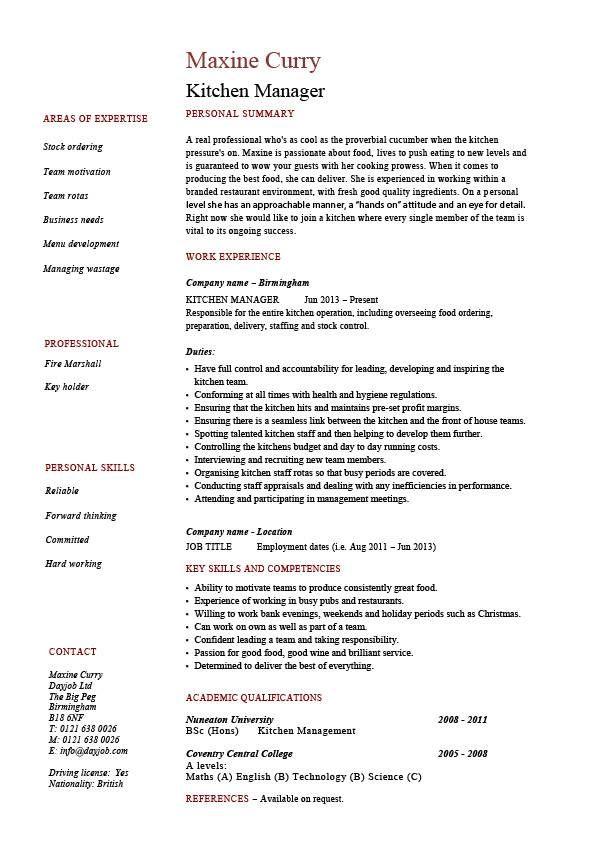 Resume Cv Cover Letter Assistant Manager Resume Sample Great Restaurant Assistant Ee4770d5 Resumesamp Project Manager Resume Job Resume Examples Resume Skills