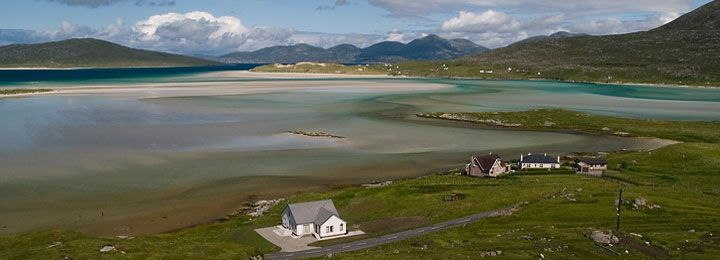 The Beach House - Isle of Harris