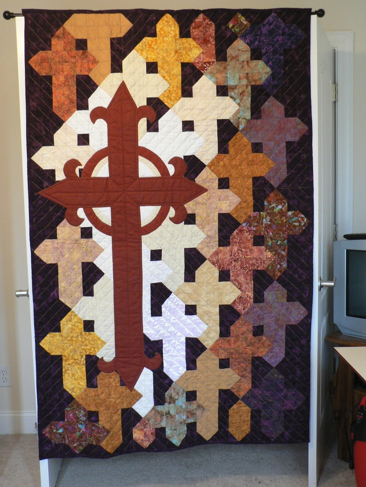 191 Best Christian Quilts Images On Pinterest Pattern