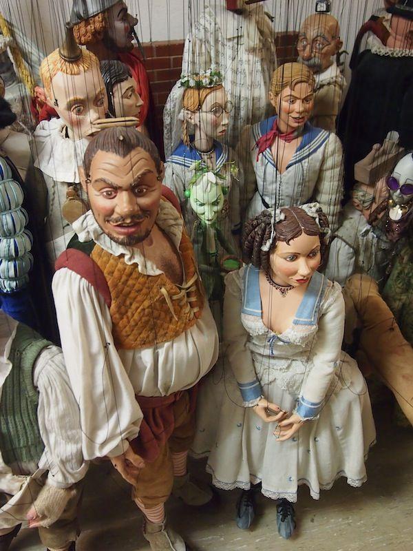 Salzburg Marionettes