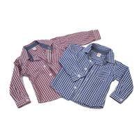 Ty jsou ale cool! Klasické kostičkované košile pro kluky se vždycky budou hodit, ať už na sváteční příležitost nebo jen tak do města na zrmzlinu. Jen si je v nich představte..
