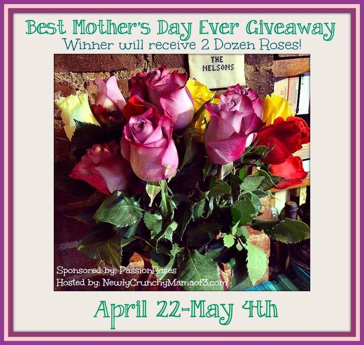 Win 2 dozen roses from PassionRoses