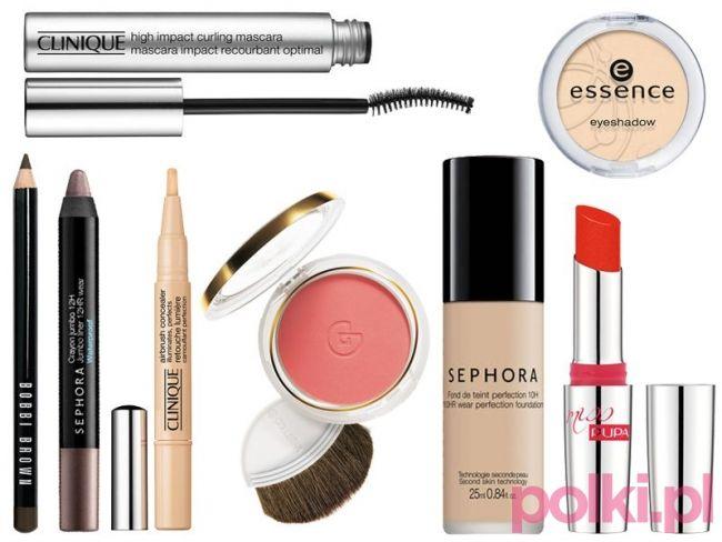 Czerwone usta - makijaż Rity Ory #makeup #polkipl #bebeauty