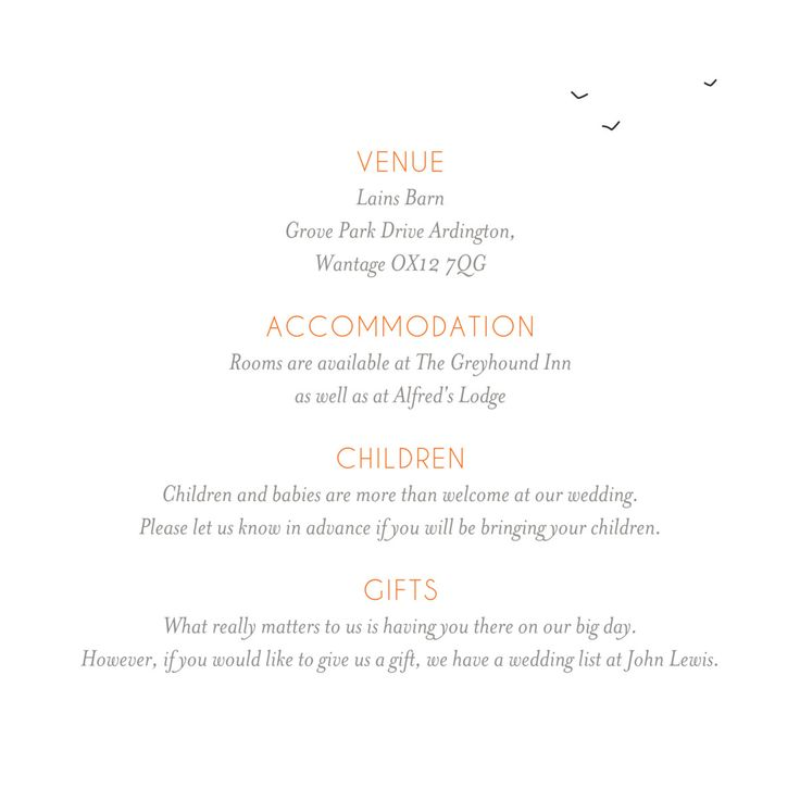 Use Our Rustic Promise Guest Information Cards To Help Ensure Your Wedding Runs Smoothly These