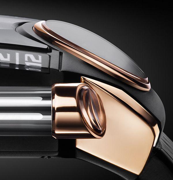 X-Trem watch on Industrial Design Served