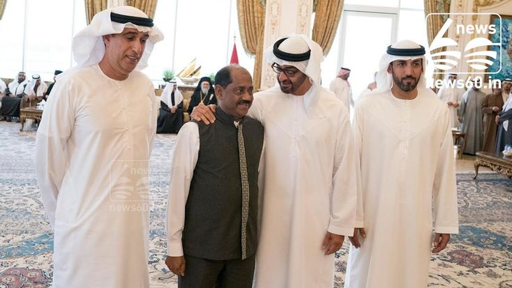 Sheikh Mohammed thanks employee for 40 years of dedication at Crown Prin...